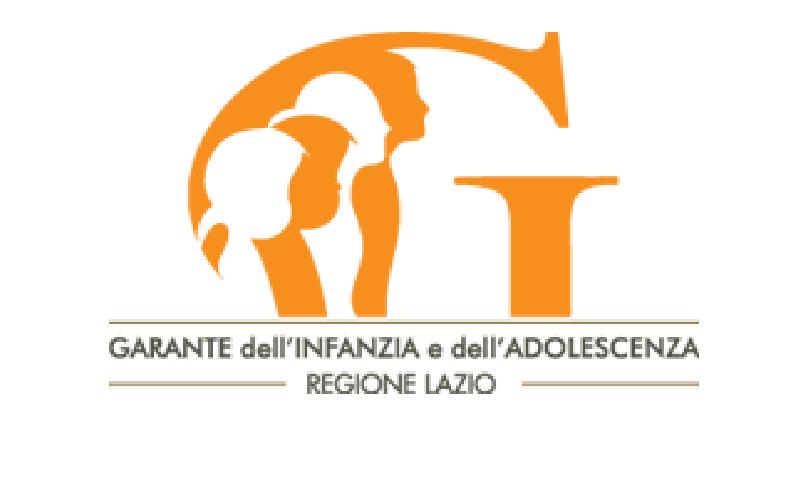 Logo Garante dell'infanzia e dell'adolescenza regione Lazio