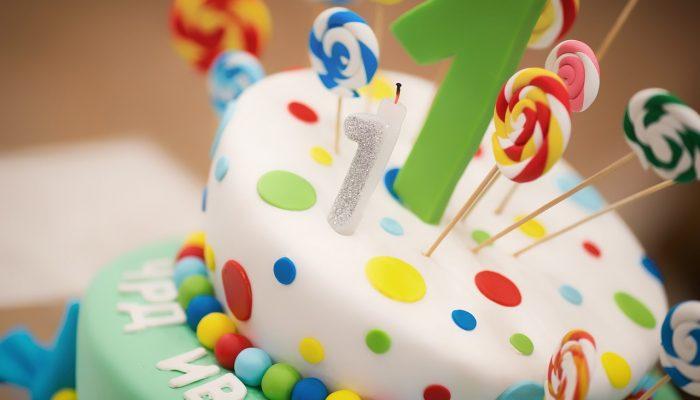 15 consigli per fare del primo compleanno di tuo figlio un evento unico