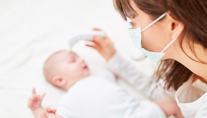 Il COVID-19 nei bambini e nei neonati